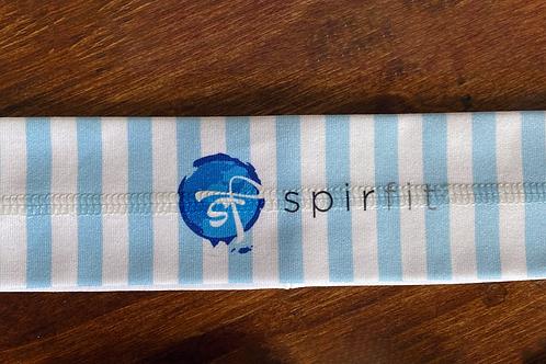 SpirFit striped headband
