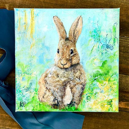 Easter Bunny 6 x 6