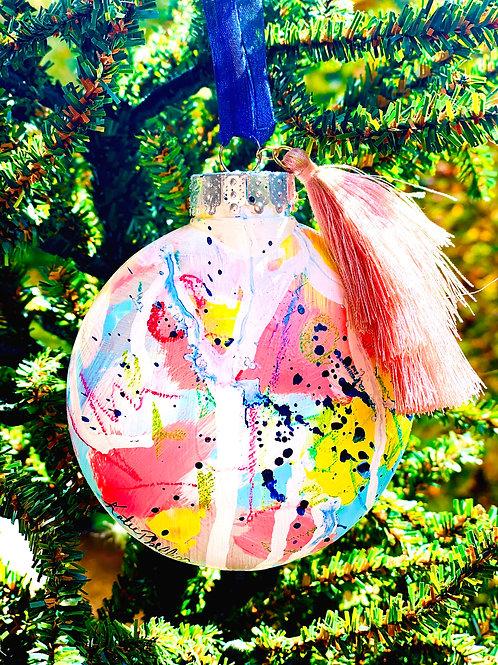 Christmas Re-Mix Ornament
