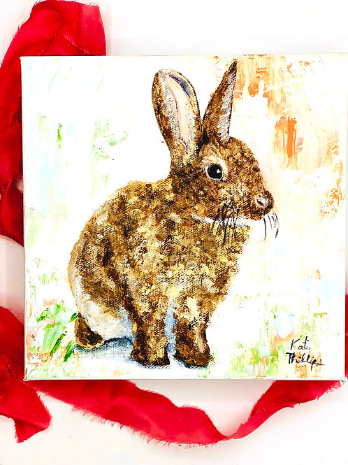 Easter Bunny 8 x 8