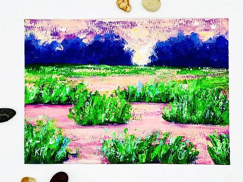 Sunrise Marsh 2