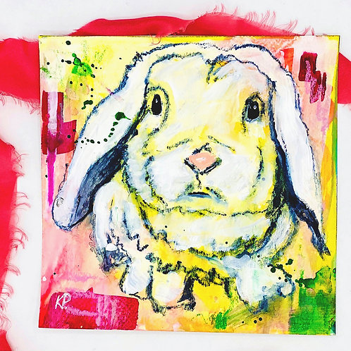Abstract Bunny 1