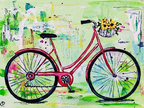 Cruisin' 1: 5x7 Bike