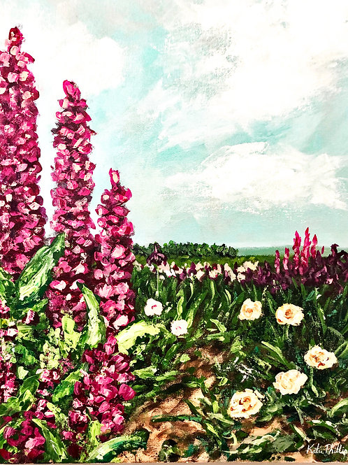 Lost in the Lupine