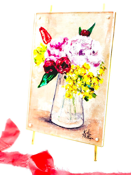 Bud Vase Bouquet 1