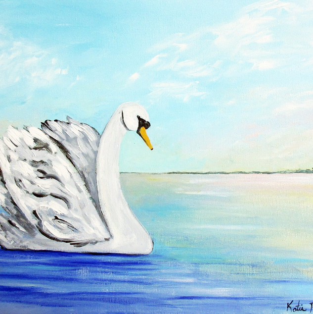 Swan - painting party