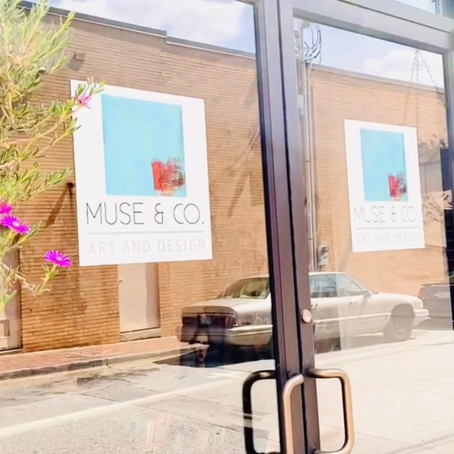 The Business of Art: Meet the Ladies of Muse & Co Art Gallery