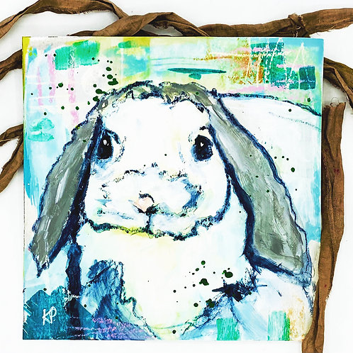 Abstract Bunny 2