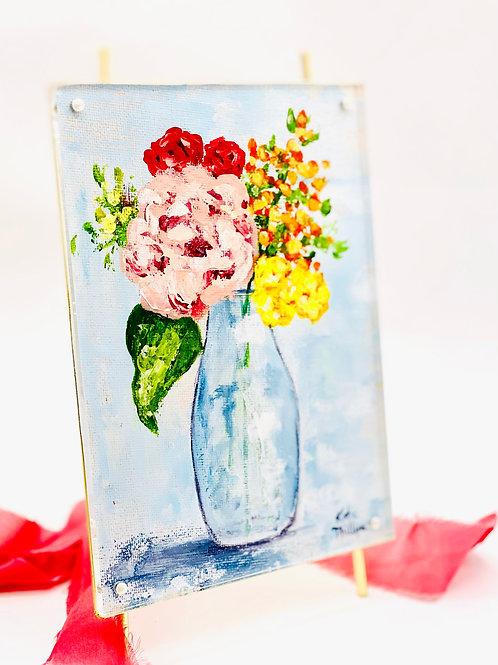 Bud Vase Bouquet 2