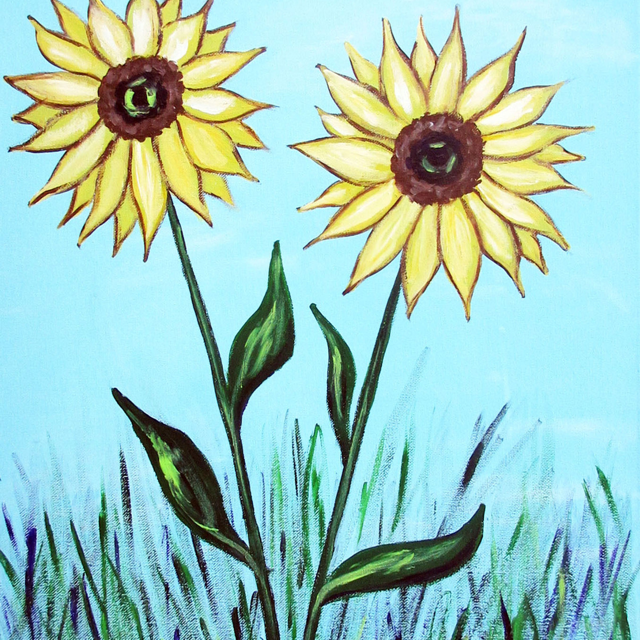Sunflower Duo.jpg