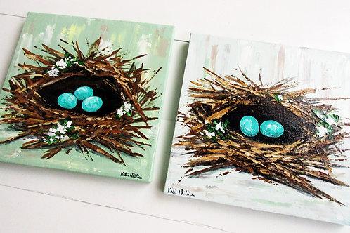 Custom Mother's Day Nest