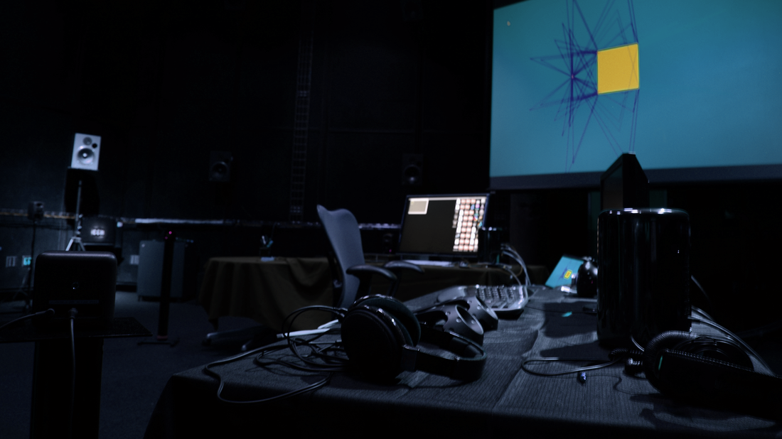 Spatialization Lab at the Qualcomm Institute of Technology