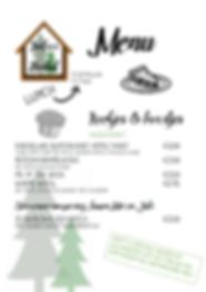 Zoete gerechten, taart, koek, seizoensproducten, huisgemaakt