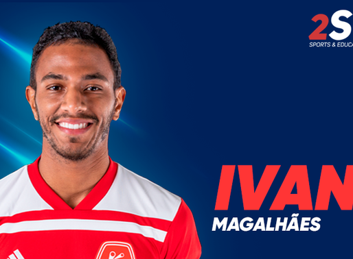 IVAN MAGALHÃES É A NOVA PROMESSA DA ZAGA DO RICHMOND KICKERS!