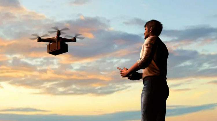 HUMAN RESOURCES- Using Drones: What HR Should Know- B-AIM PICK SELECTS