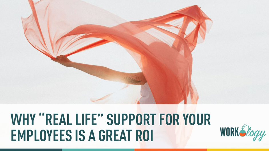 """Why """"REAL LIFE"""" Support For Your Employees is a Great ROI- B-AIM PICK SELECTS"""