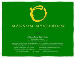 Williamsburg Bach Choir