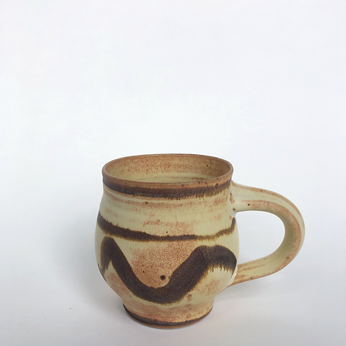 Patterned Mug - Mark Vail Pottery