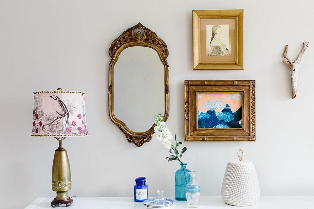 South End Home, Holistic Design, Barbara Vail