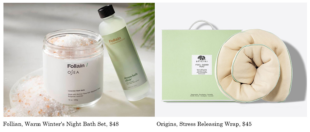 Spa Day Treat Yourself Gifts, Barbara Vail Design