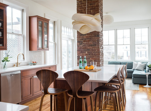 Before + After: A Brookline Village Victorian