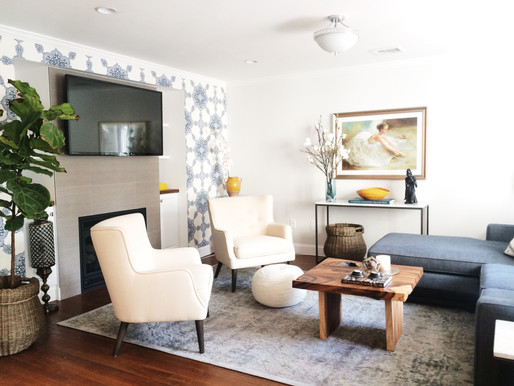Project Progress: A Living Room for World Travelers