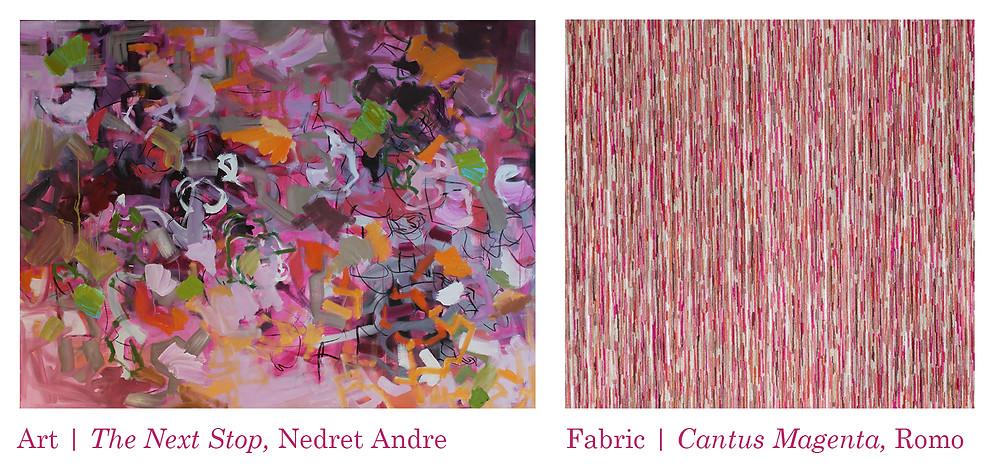 Nedret Andre, Art that Gives Back, Barbara Vail Design