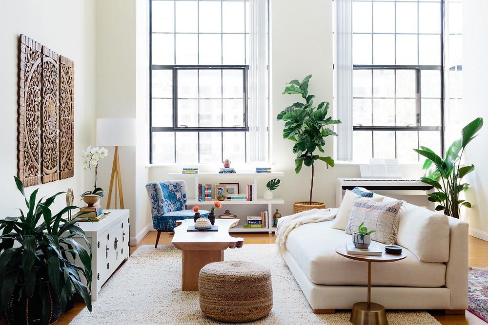 Loft Design, Barbara Vail Design