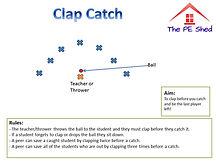 Clap Catch Coordination Game