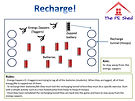 Recharge Tag PE Game