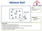 Meteor Ball Coordination Game