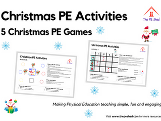 Physical Education Stocking Fillers