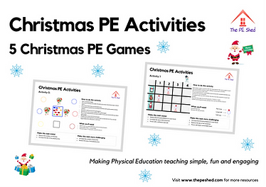 5 Christmas PE Games - The PE Shed.png