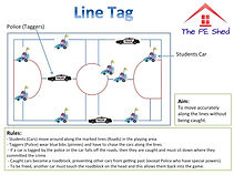 Line Tag PE Game