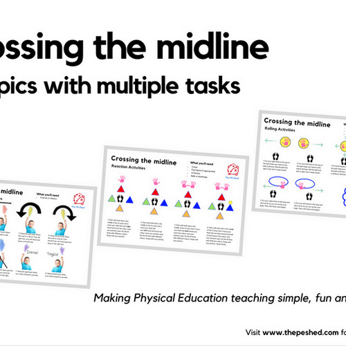 The Pe Shed Physical Education Resources And Pe Games