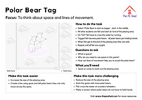 Polar Bear Tag PE Game