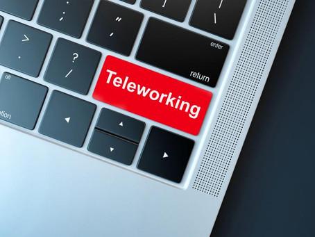 Wird bei Ihnen die Zeit für Telearbeit effizient genutzt?