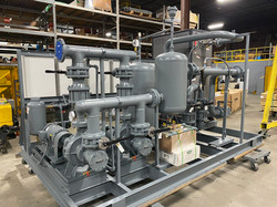 Packaged Hydronic Solutions Locus Biosciences