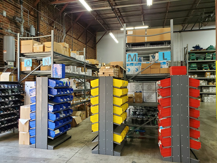 HTS Warehouse Parts