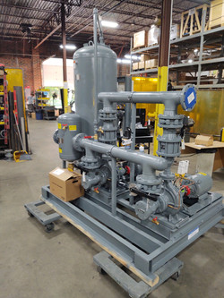 Packaged Hydronic Solutions Moses Cone - Drawbridge HW