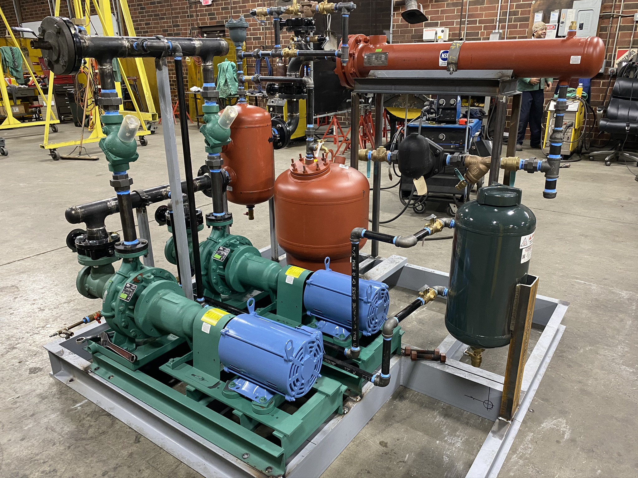 Hydronic Solutions Carteret Health