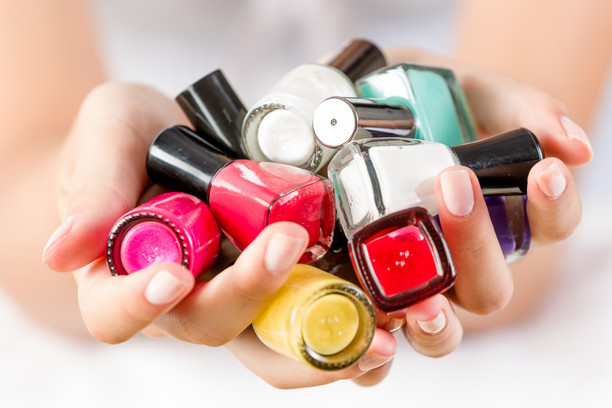 QUICK-DRY SHOULD BE FREE...and other thoughts you will have at the nail salon.