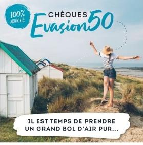 Camping-Caristes, des chèques cadeau offerts aux touristes dans la Manche et le Cotentin, à dépenser