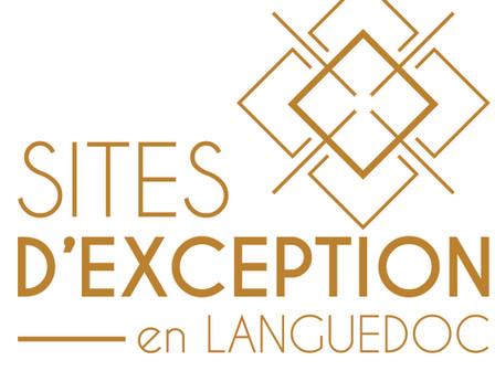 Nouveau Partenaire : SITES D'EXCEPTION en LANGUEDOC