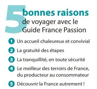 Voyager avec France Passion