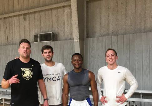 Adult Cardio Basketball Workouts