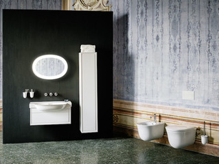 SONAR and NEW CLASSIC: The new eye-catching collections by LAUFEN !