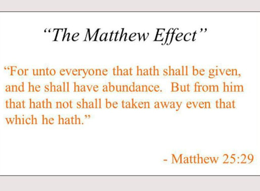 Matthew Effect versus Puppet Master