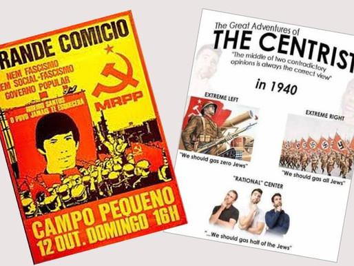 'Centrism' - the new 'social fascism'?