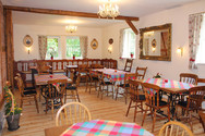 Gastraum Hofcafé